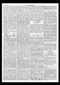 BAZAAR COLWYN BAY |1889-10-02|Y Gwyliedydd - Papurau Newydd