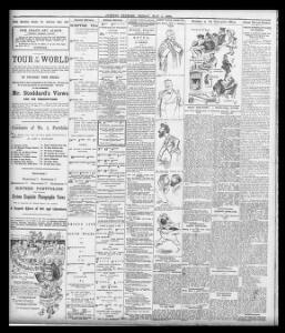 Advertising|1894-05-04|Evening Express - Papurau Newydd Cymru Arlein