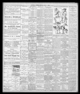 Advertising1894 05 07evening Express Papurau Newydd Cymru Arlein