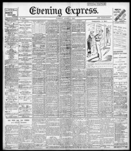 Advertising|1896-08-11|Evening Express - Papurau Newydd Cymru Arlein
