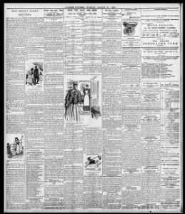 I OUR SHORT STORY|1896-08-25|Evening Express - Papurau Newydd Cymru