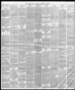 DANGER OF STONE THROWING |1879-12-20|Weekly Mail - Papurau