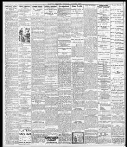 IPassing Pleasantries |1900-08-07|Evening Express - Papurau
