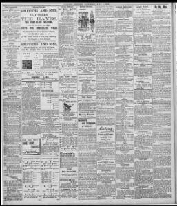 Comments and Criticisms |1901-05-04|Evening Express