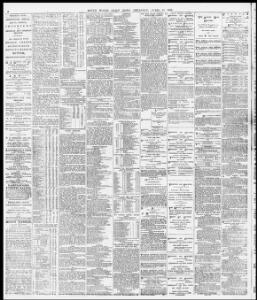 LATEST MARKETS I|1881-04-14|South Wales Daily News - Papurau