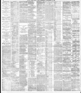 NEWMARKET FIRST OCTOBER|1882-09-27|South Wales Daily News