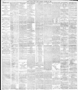 MONEY MAHKEI\  |1882-10-24|South Wales Daily News - Papurau Newydd