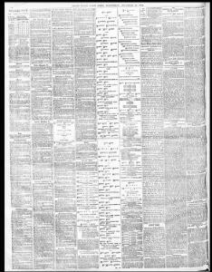 SHOCKING AFFAIR AT BRIDGEND  1884-11-12 South Wales Daily