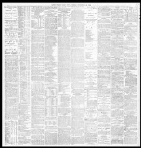 WRECKS AND CAS UALTIES |1886-12-24|South Wales Daily News