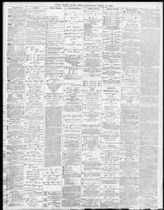Advertising 1893-03-15 South Wales Daily News - Papurau Newydd Cymru
