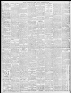 TO-DAY'S WEATHER 4 30A MI I|1900-02-09|South Wales Daily