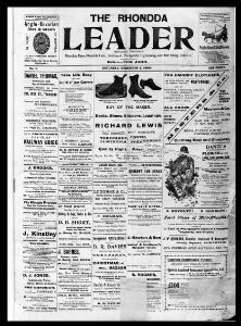 The Rhondda Leader