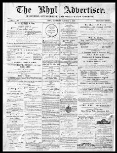 The Rhyl Advertiser