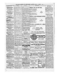 Advertising|1918-11-01|Abergavenny Chronicle - Papurau