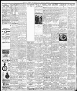 Advertising|1907-09-17|Evening Express - Papurau Newydd