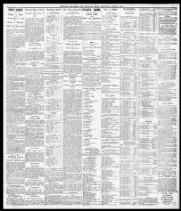 KING'S CRUISE|1908-06-08|Evening Express - Papurau Newydd
