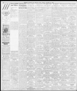 Advertising|1908-10-23|Evening Express - Papurau Newydd Cymru Arlein