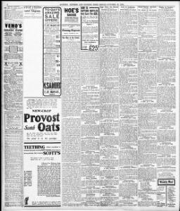 Advertising|1909-10-22|Evening Express - Papurau Newydd