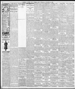 Advertising|1909-12-30|Evening Express - Papurau Newydd Cymru Arlein