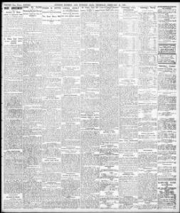 COINS AS CLUES  0 |1910-02-24|Evening Express - Papurau