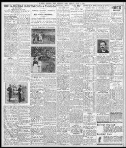 THE CARBUNCLE CLUE|1910-07-01|Evening Express - Papurau
