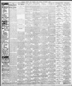 Advertising|1910-12-09|Evening Express - Papurau Newydd