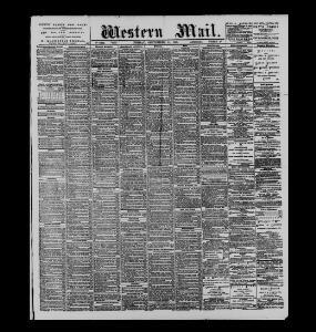 Advertising|1885-09-11|The Western Mail - Papurau Newydd