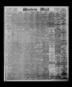 Advertising|1889-09-04|The Western Mail - Papurau Newydd