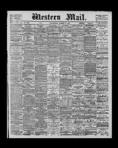 Advertising|1893-03-15|The Western Mail - Papurau Newydd Cymru