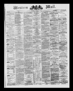 Advertising|1871-10-02|The Western Mail - Papurau Newydd Cymru
