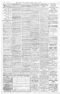 Advertising|1919-07-05|The Cambria Daily Leader - Papurau