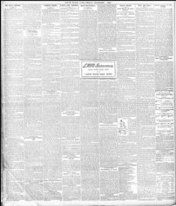 AN !Ri8H LEGEND  I|1893-12-08|South Wales Echo - Papurau Newydd