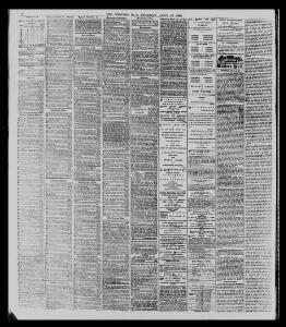 Advertising 1878-04-18 The Western Mail - Papurau Newydd