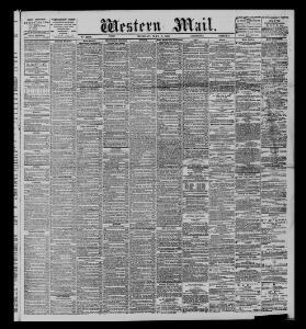 Advertising|1887-05-09|The Western Mail - Papurau Newydd